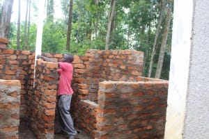 The Water Project: St. Stephens ACK Eshiakhulo Secondary School -  V I P Latrines