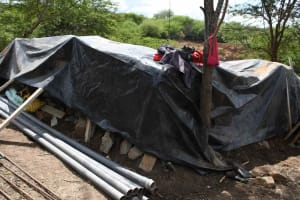 The Water Project: Yathui Community A -  Materials