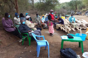 The Water Project: Yathui Community A -  Discussion
