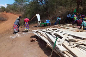 The Water Project: Yathui Community A -  Group Activity