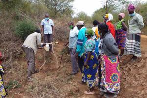 The Water Project: Yathui Community A -  Handwashing