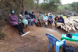 The Water Project: Yathui Community A -  Participants