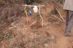 The Water Project: Yathui Community A -  Tippy Tap Constructed