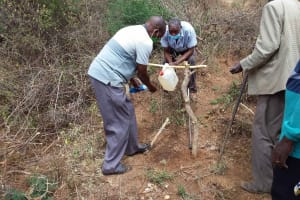 The Water Project: Yathui Community A -  Tippy Tap