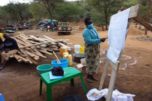 The Water Project: Yathui Community A -  Training
