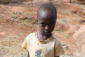 The Water Project: Yathui Community A -  Joseph M