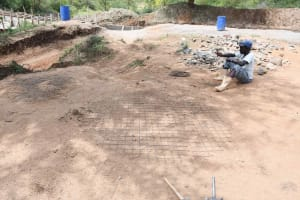 The Water Project: Yathui Community A -  Foundation