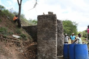 The Water Project: Yathui Community A -  Nearly Ready