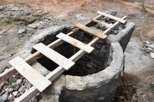 The Water Project: Yathui Community A -  Phase Four