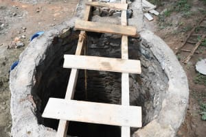 The Water Project: Yathui Community A -  Well Opening