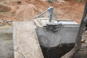 The Water Project: Yathui Community A -  All Done