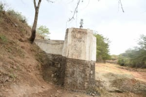 The Water Project: Yathui Community A -  From Below