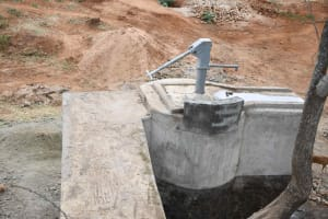 The Water Project: Yathui Community A -  Ready For Use