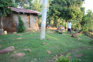 The Water Project: Murumba Community, Patrick Muyembere Spring -  Compound