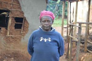 The Water Project: Murumba Community, Patrick Muyembere Spring -  Emelda Mukoshi