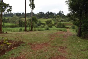 The Water Project: Chimoroni Community, Maurice Luta Spring -  Landscape