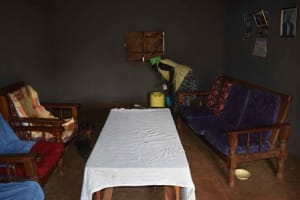 The Water Project: Chimoroni Community, Maurice Luta Spring -  Graces House