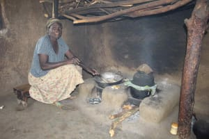 The Water Project: Shiana Community, Masiache Spring -  Cooking