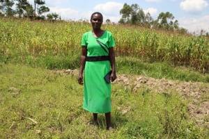 The Water Project: Shiana Community, Masiache Spring -  Flavian M