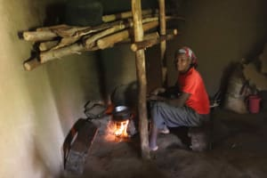 The Water Project: Makunga Community, Akinda Spring -  Joan Cooking