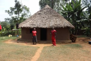 The Water Project: Makunga Community, Akinda Spring -  Familly Members