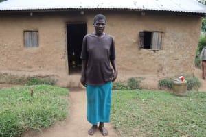 The Water Project: Makunga Community, Malaha Spring -  Elvine Akhoshe