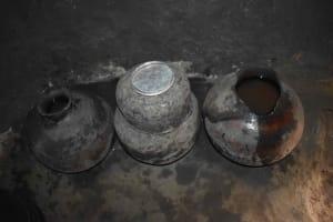 The Water Project: Makunga Community, Malaha Spring -  Water Storage