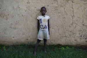 The Water Project: Emulele Community, Fanice Opati Spring -  Loice O