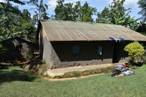 The Water Project: Isembe Community, Mangala Spring -  Homestead