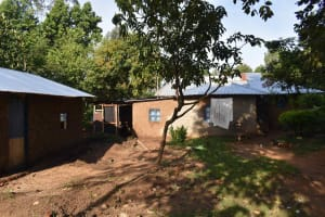 The Water Project: Isembe Community, Inyende Spring -  Homestead