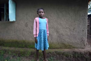 The Water Project: Emaongoyo Community, Philip Mwando Spring -  Hellen A