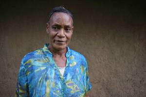 The Water Project: Emaongoyo Community, Philip Mwando Spring -  Julia Mwando Adult Interviewee