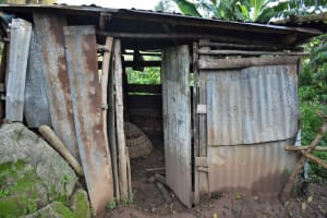 The Water Project: Emaongoyo Community, Philip Mwando Spring -  Animal Shelter
