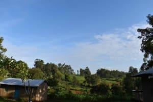 The Water Project: Emaongoyo Community, Philip Mwando Spring -  Landscape