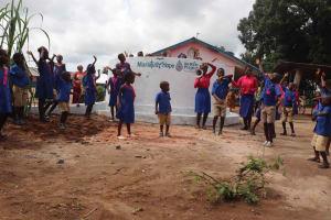 The Water Project: Masoila Roman Catholic Primary School -  Celebration
