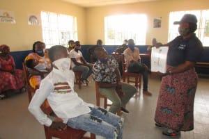 The Water Project: Masoila Roman Catholic Primary School -  Bad Hygiene Example