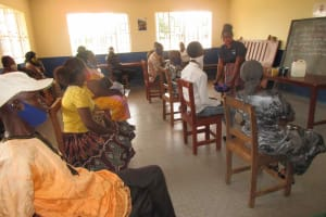 The Water Project: Masoila Roman Catholic Primary School -  Teachers Learning
