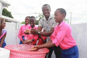 The Water Project: Masoila Roman Catholic Primary School -  Council Member