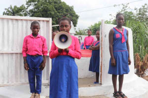 The Water Project: Masoila Roman Catholic Primary School -  Fatmata Statement