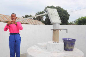 The Water Project: Masoila Roman Catholic Primary School -  So Much Easier