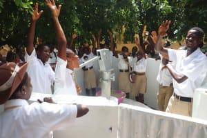 The Water Project: St. Joseph Senior Secondary School -  Hooray