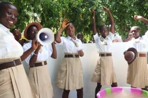 The Water Project: St. Joseph Senior Secondary School -  Smiles All Around