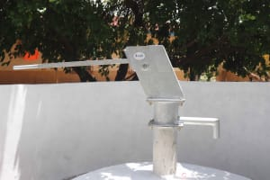 The Water Project: St. Joseph Senior Secondary School -  Finished Well