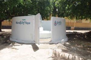 The Water Project: St. Joseph Senior Secondary School -  Ready For Use