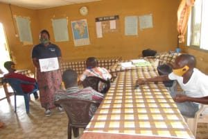The Water Project: St. Joseph Senior Secondary School -  Bad Hygiene Practices
