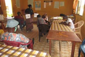 The Water Project: St. Joseph Senior Secondary School -  Community Hygiene