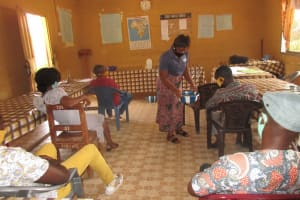 The Water Project: St. Joseph Senior Secondary School -  Handwashing Result