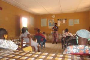 The Water Project: St. Joseph Senior Secondary School -  Handwashing Technique
