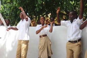 The Water Project: St. Joseph Senior Secondary School -  Dancing