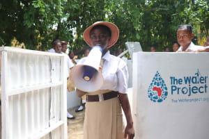 The Water Project: St. Joseph Senior Secondary School -  Fatmata K Statement